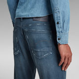 G-Star RAW® A-Staq Tapered Jeans Donkerblauw