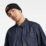 G-Star RAW® Rib Beanie Black model