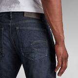 G-Star RAW® A-Staq Tapered Jeans Dunkelblau