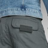 G-Star RAW® Pantalon cargo 3D Straight Tapered Gris