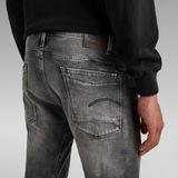 G-Star RAW® Scutar 3D Tapered Jeans Grau