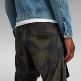 G-Star RAW® 3D Straight Tapered Cargo Pants Multi color