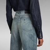 G-Star RAW® Tedie Ultra High Straight Jeans Medium blue