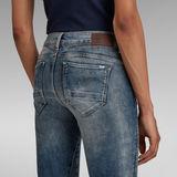 G-Star RAW® Arc 3D Mid Waist Skinny Jeans Mittelblau