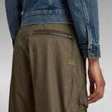 G-Star RAW® Boyfriend Tapered 3D Pocket Pants Green