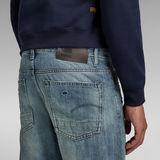 G-Star RAW® Triple A Straight Jeans Midden blauw