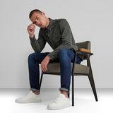 G-Star RAW® Bound Pocket Slim Hemd Grau