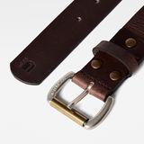 G-Star RAW® Dast Belt Metal front flat