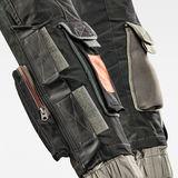 G-Star RAW® E Luggage Cargo Pants 2 in 1 Grey creative shot