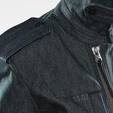 G-Star RAW® GSRR RAF Jacket Dark blue creative shot