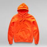 G-Star RAW® Premium Core Hooded Sweater Orange