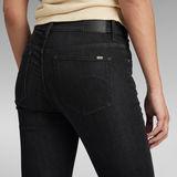 G-Star RAW® 3301 High Skinny Jeans Schwarz