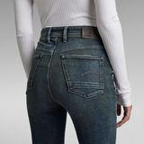 G-Star RAW® Kafey Ultra High Skinny Jeans Dark blue