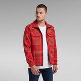 G-Star RAW® Check Overshirt Jacket Multi color
