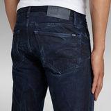 G-Star RAW® 3301 Slim Selvedge Jeans Dunkelblau