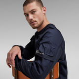 G-Star RAW® Container Sweater Dark blue