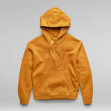 G-Star RAW® Premium Core Hooded Sweater Yellow