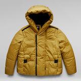 G-Star RAW® G - Whistler Short Padded Jacket Green