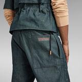 G-Star RAW® GSRR 3D Pilotte Jeans Dark blue