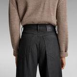G-Star RAW® Deck Ultra High Wide Leg Jeans Grey