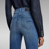 G-Star RAW® G-Star Shape High Super Skinny Jeans Medium blue
