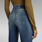 G-Star RAW® Lhana Skinny Jeans Mittelblau