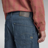 G-Star RAW® Jean Grip 3D Relaxed Tapered Noir