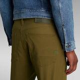 G-Star RAW® Pantalon Grip 3D Relaxed Tapered Vert