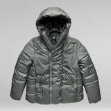 G-Star RAW® G - Whistler Short Padded Jacket Grey