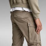 G-Star RAW® Rovic Zip 3D Straight Tapered Pants Green