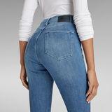 G-Star RAW® G-Shape High Super Skinny Jeans Medium blue