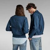 G-Star RAW® Utility Flap Pocket Jacket Dark blue