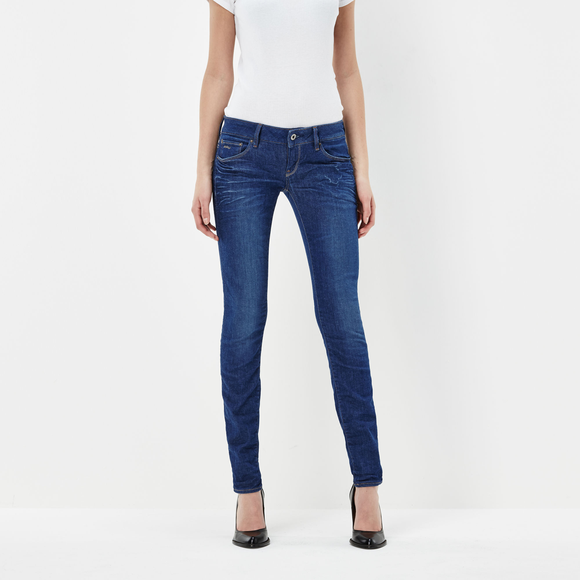 Van G Star Raw 3301 Low Waist Skinny Jeans Prijsvergelijk nu!