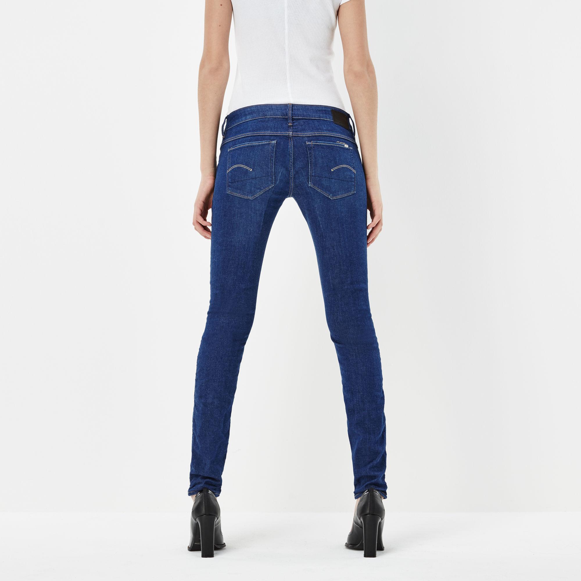 3301 Low Waist Super Skinny