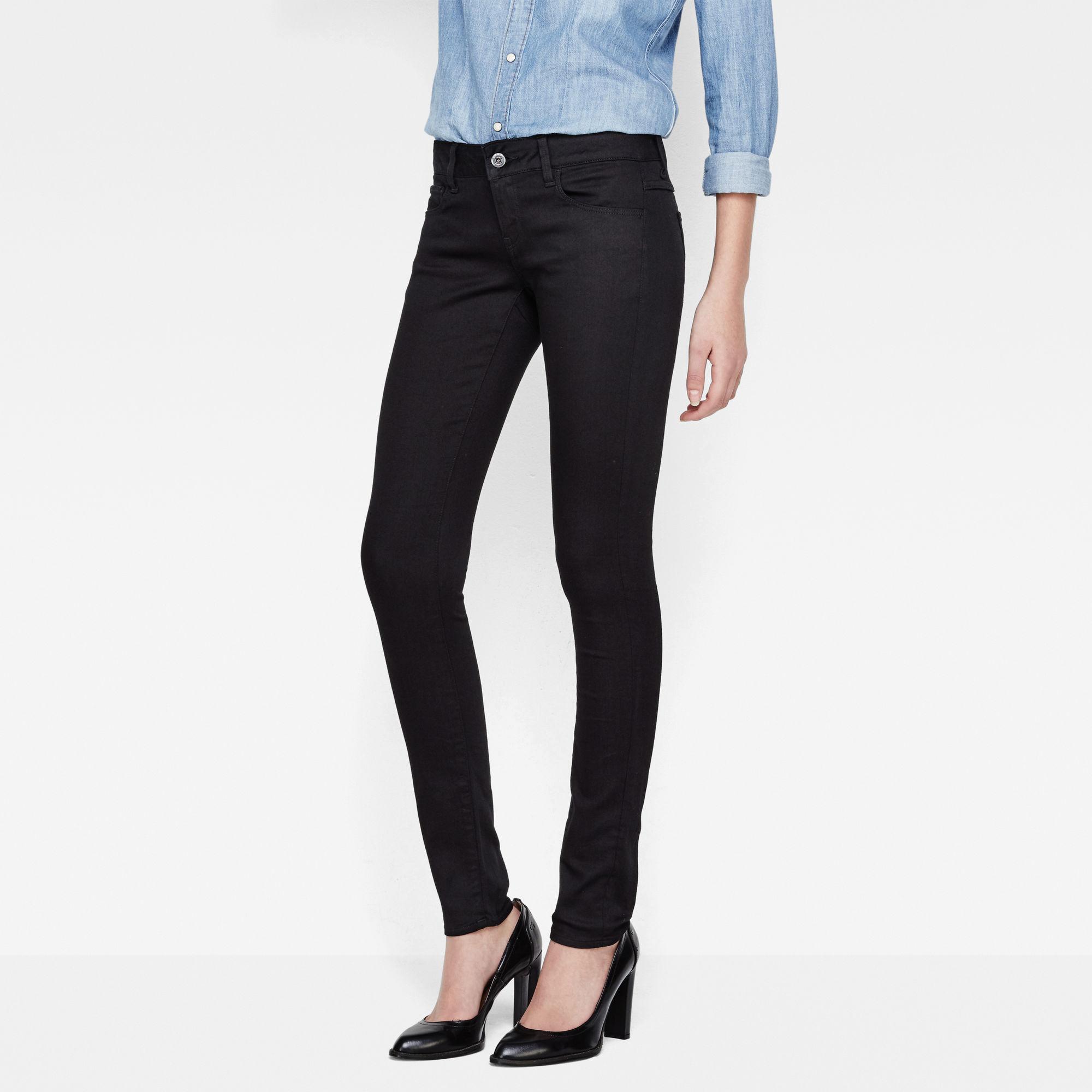 Van G Star Raw 3301 Deconstructed Low Waist Super Skinny Jeans Prijsvergelijk nu!