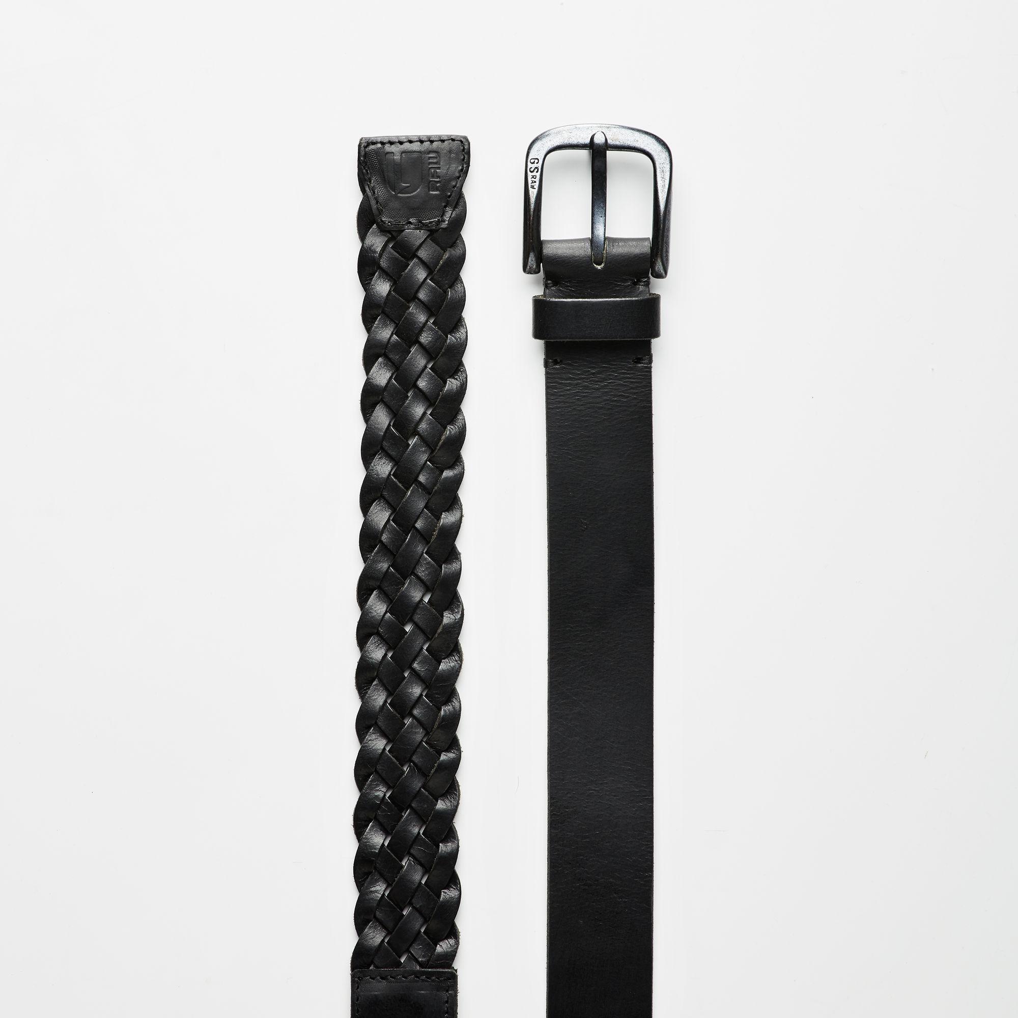 Zendor Braided Belt