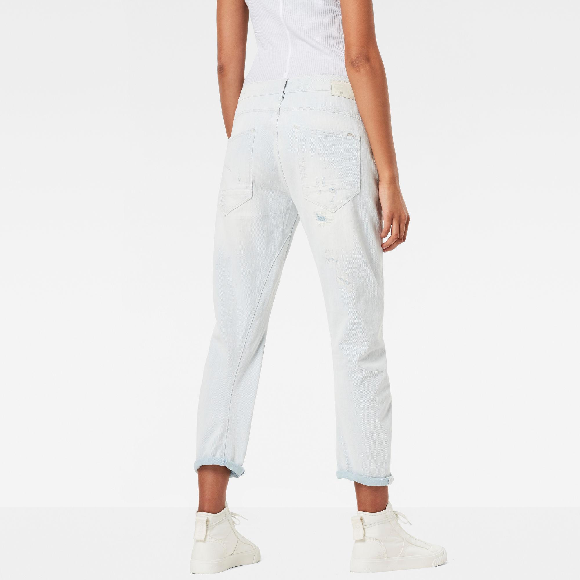 Arc 3D Mid Waist Boyfriend 7/8 Jeans