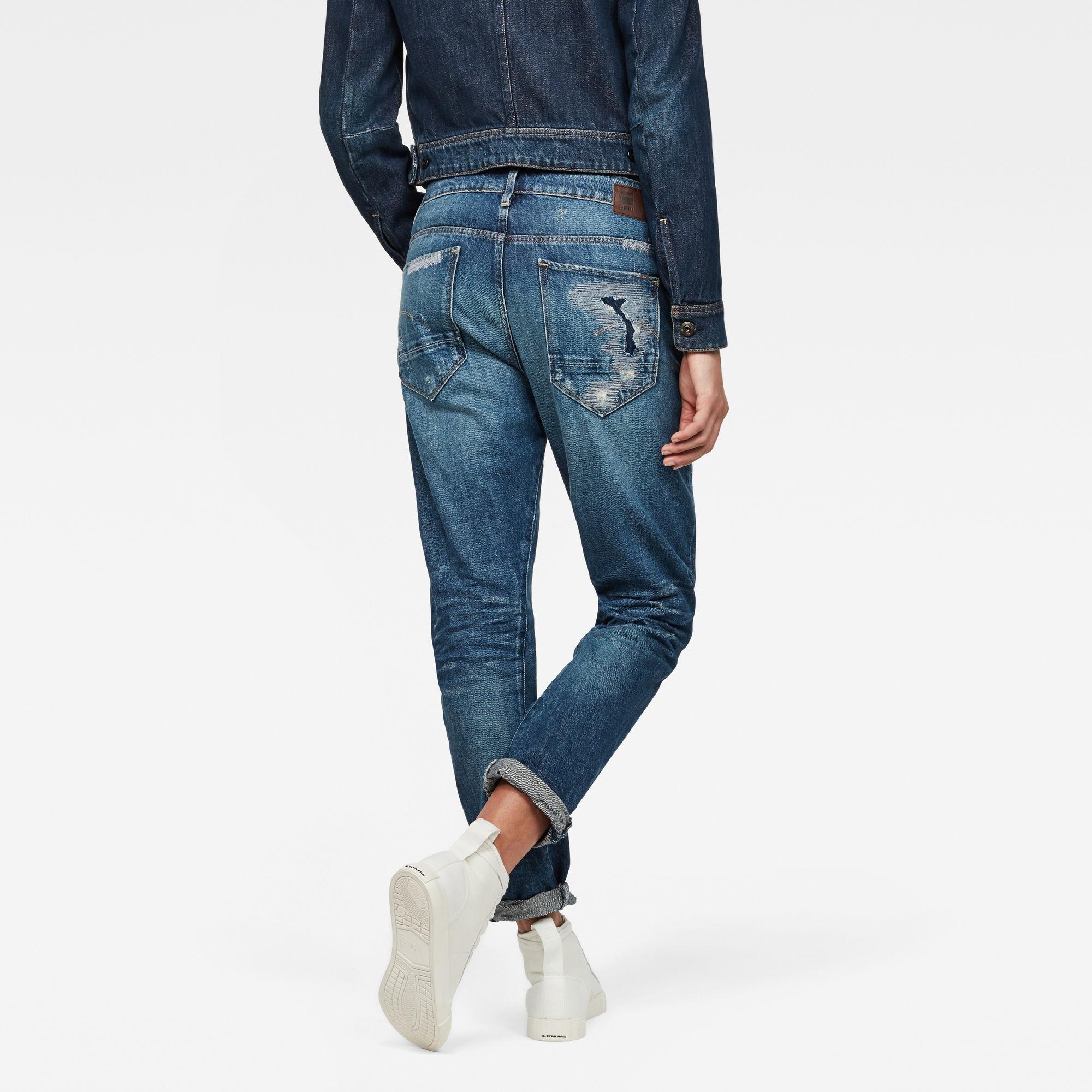 G-Star RAW Arc 3D Mid waist Boyfriend Jeans