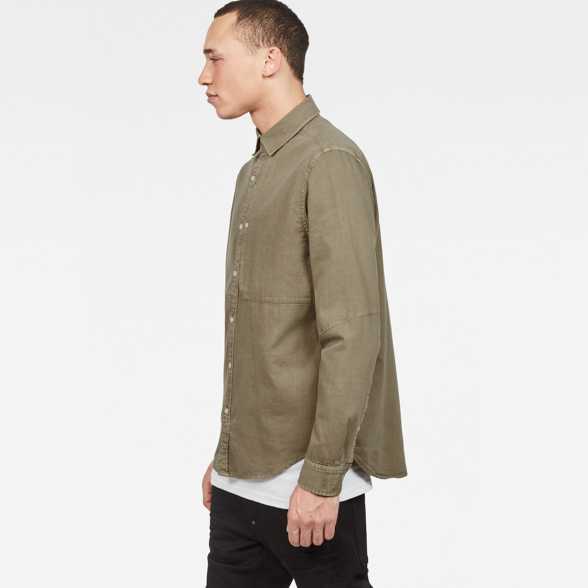 Bristum Ref Straight Shirt
