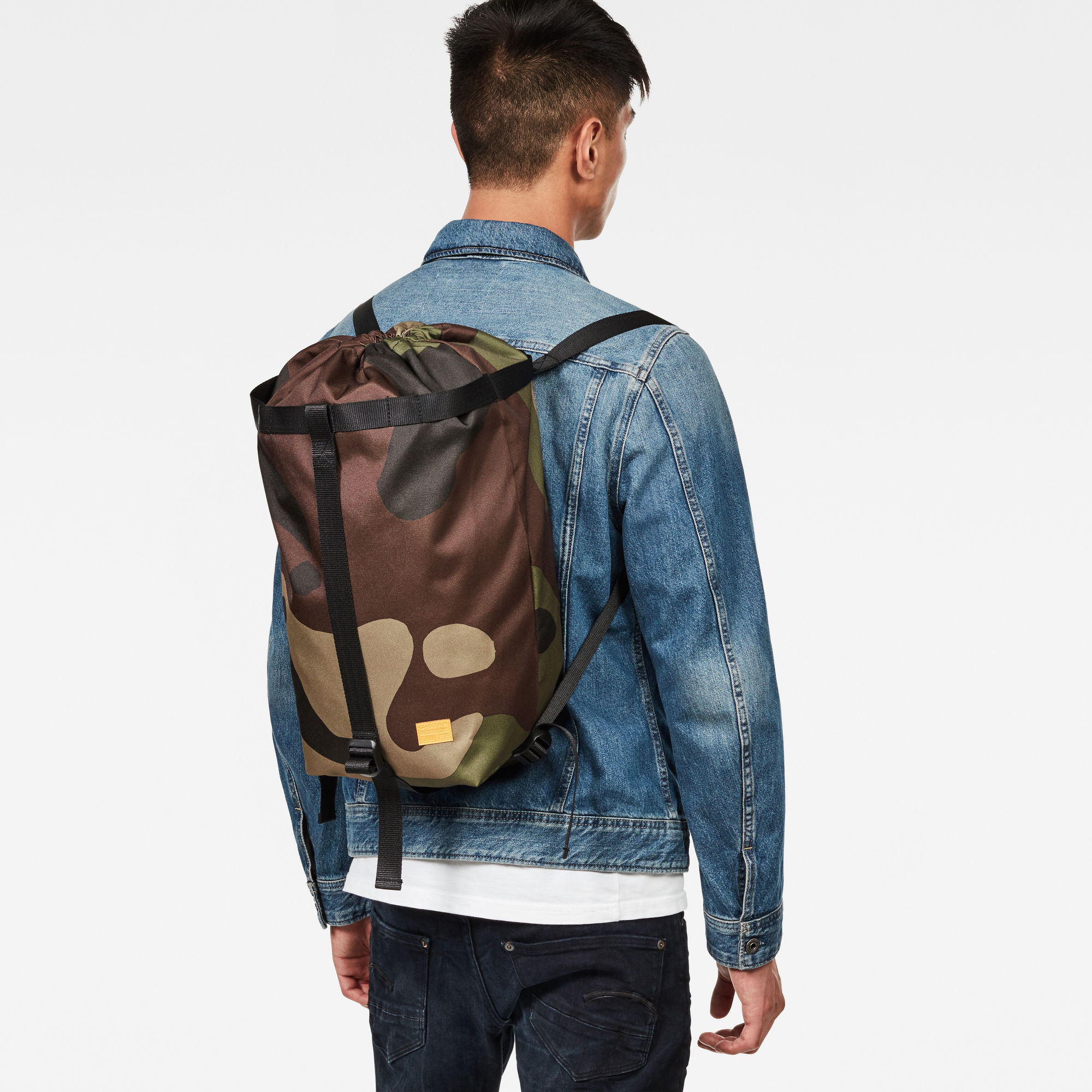 Wysel Patterned Backpack