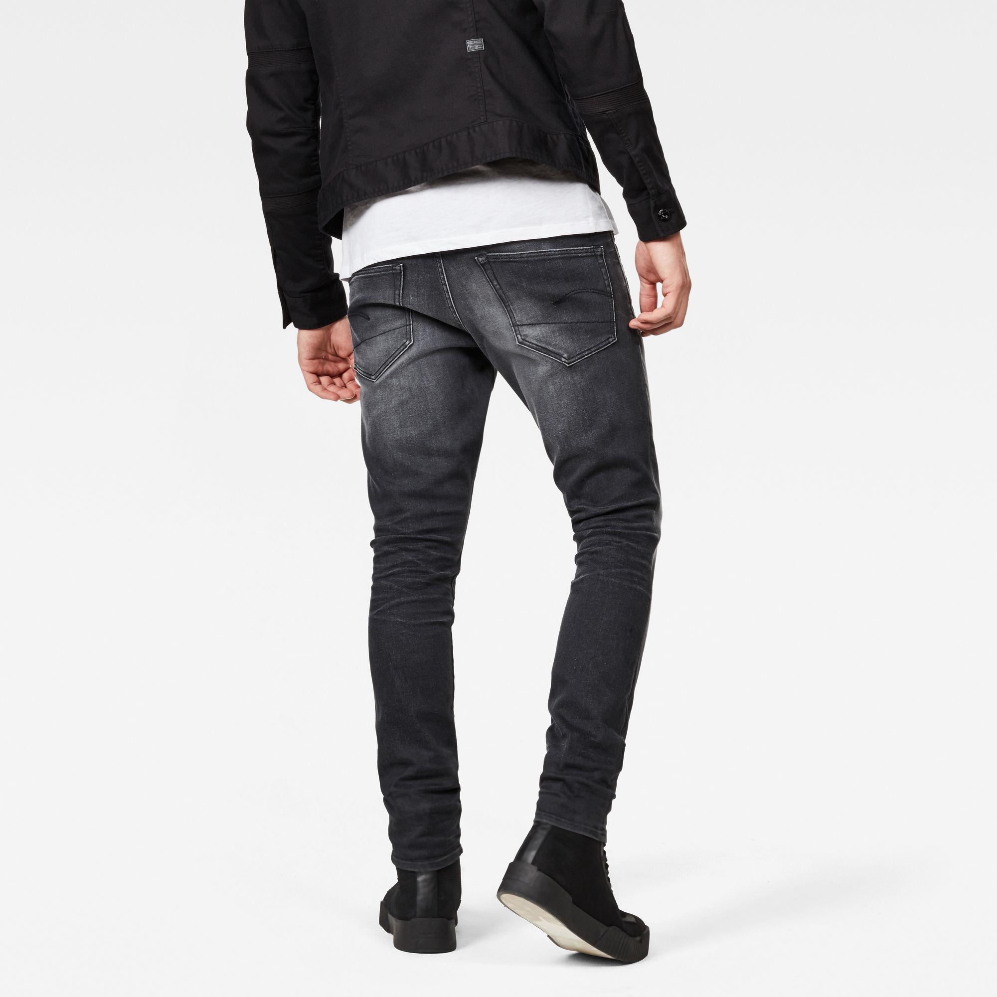 3301 Deconstructed Super Slim Jeans