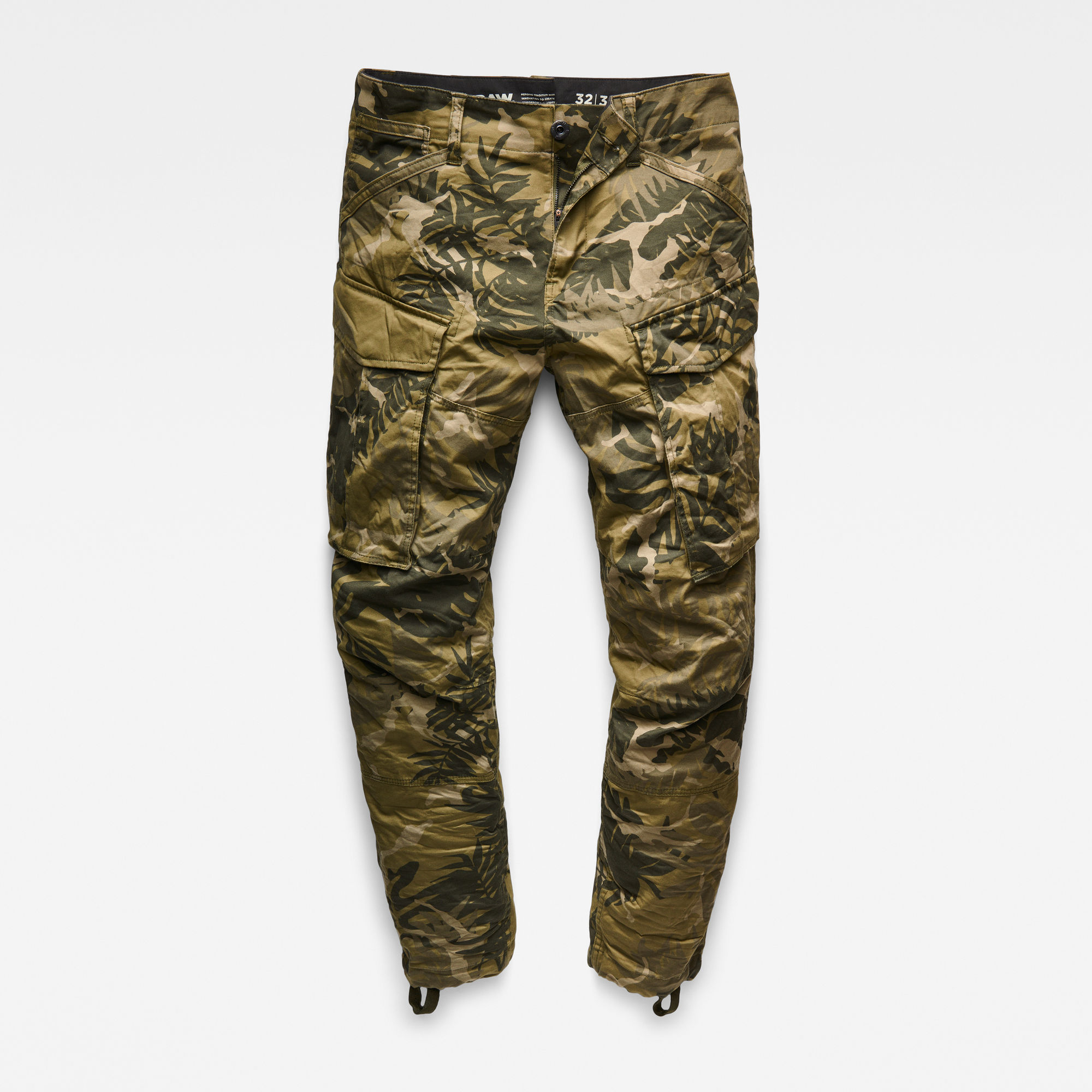 Rovic 3D Straight Tapered Pant
