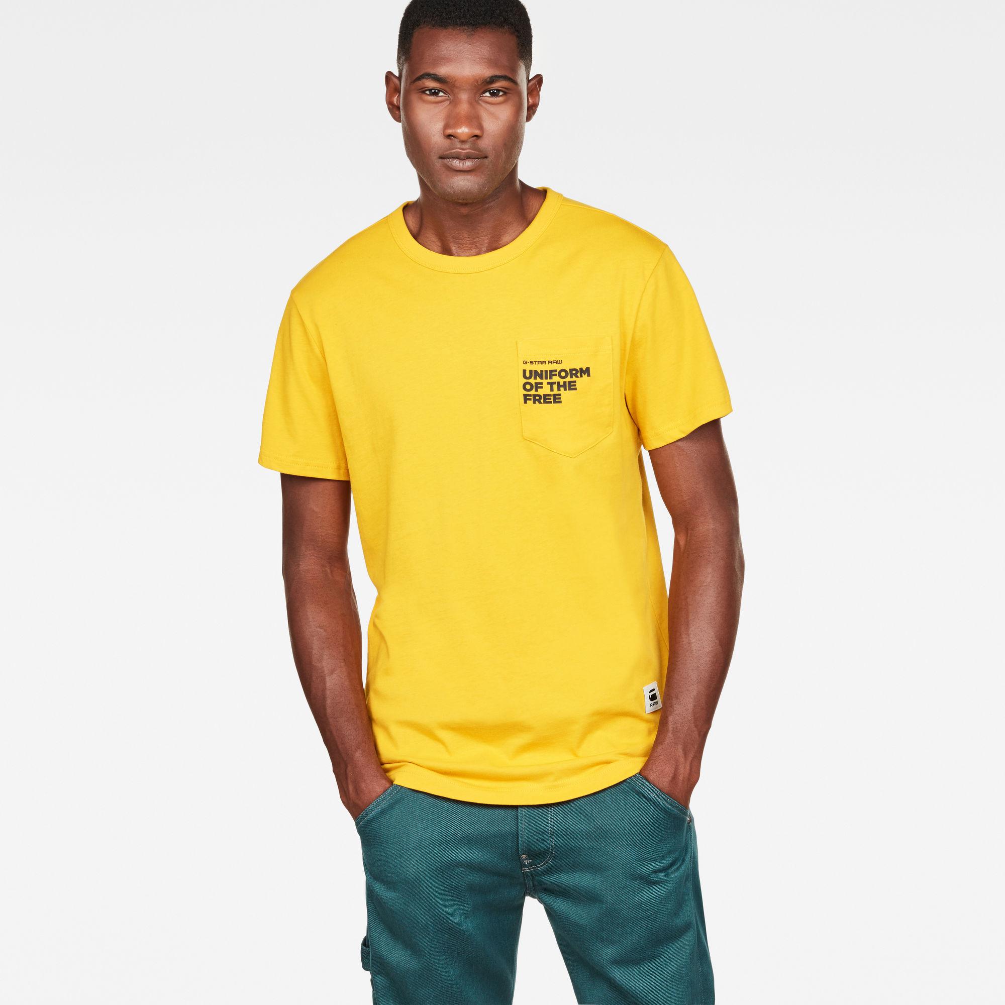 Van G Star Raw Graphic 5 Pocket T-Shirt Prijsvergelijk nu!