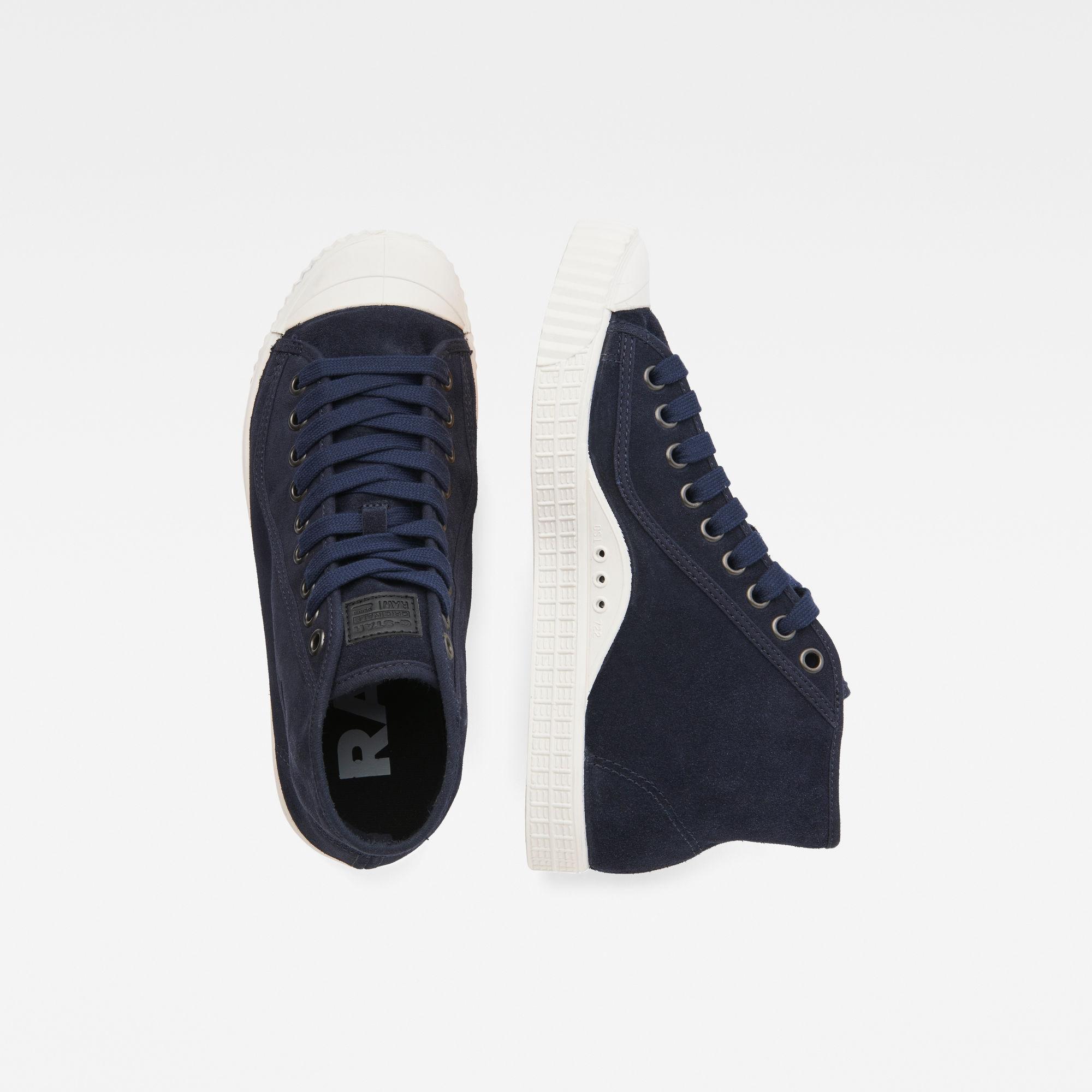 Rovulc Suede Mid Sneaker