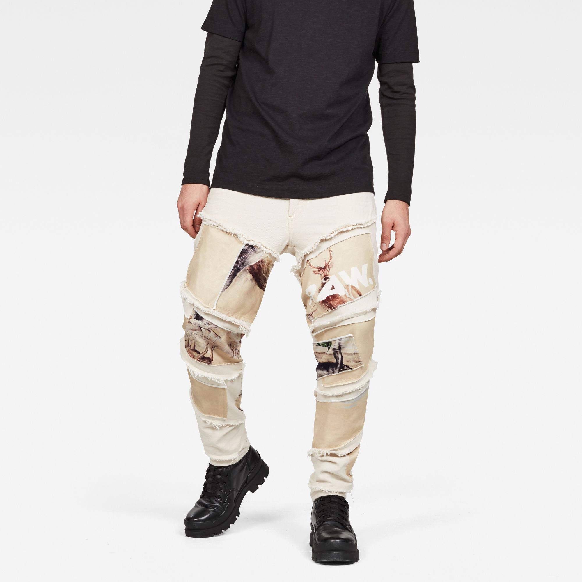 Van G Star Raw Spiraq RFTP Patches Earth 3D Slim Jeans Prijsvergelijk nu!