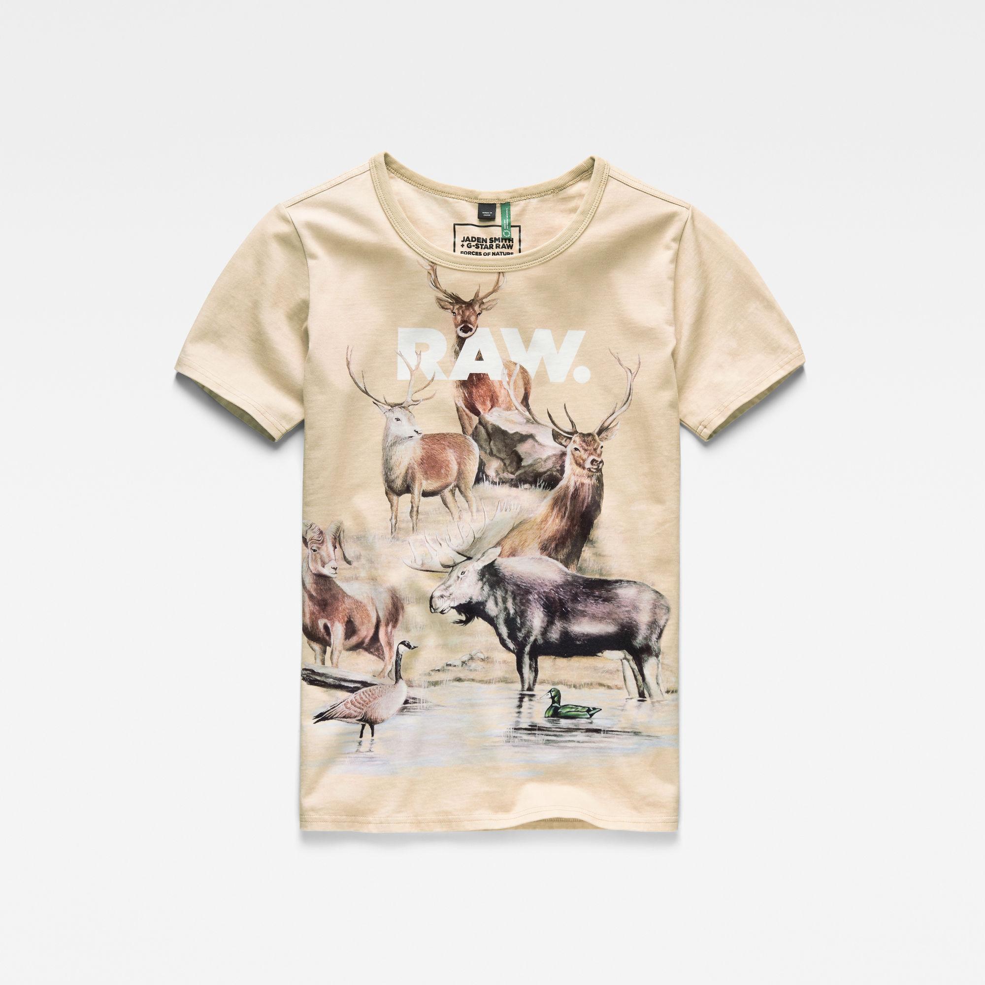 Cheiri Earth Straight T-Shirt