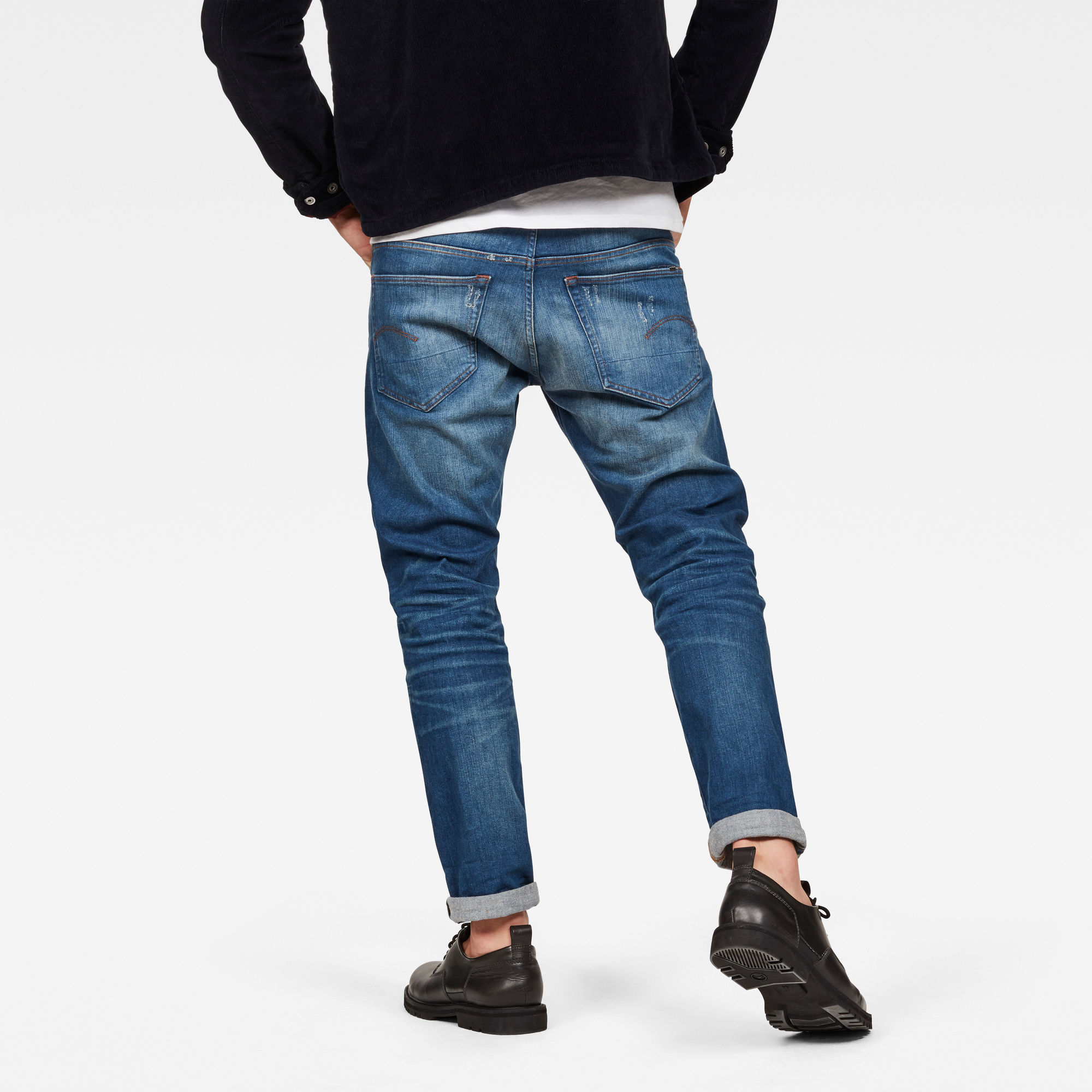 G-Star RAW 3301 Tapered Jeans