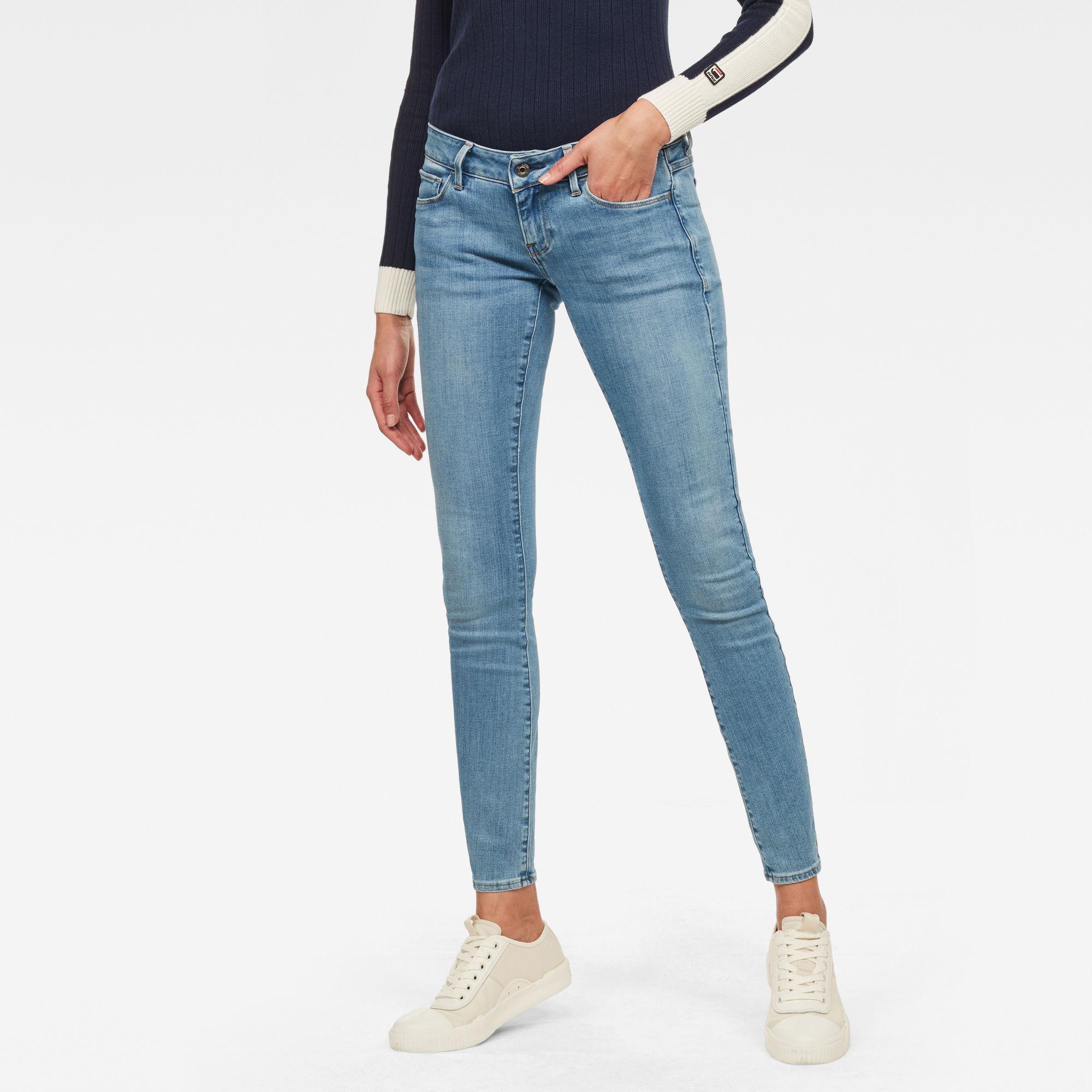 Van G Star Raw 3301 Deconstructed Low Waist Skinny Jeans Prijsvergelijk nu!