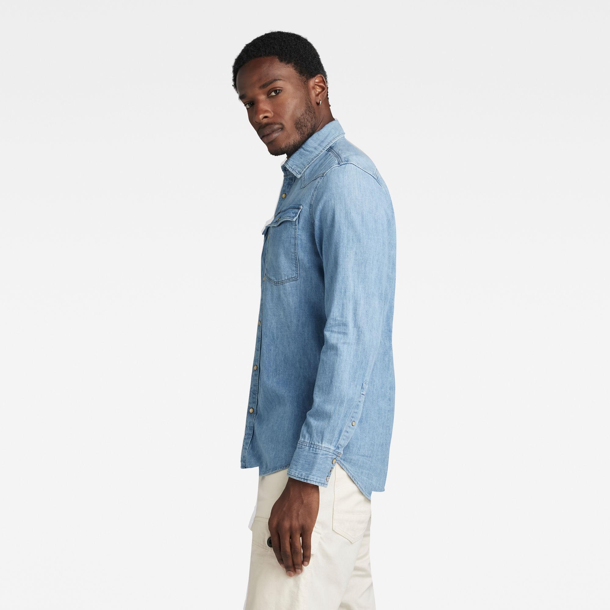 G-Star RAW 3301 Slim Shirt