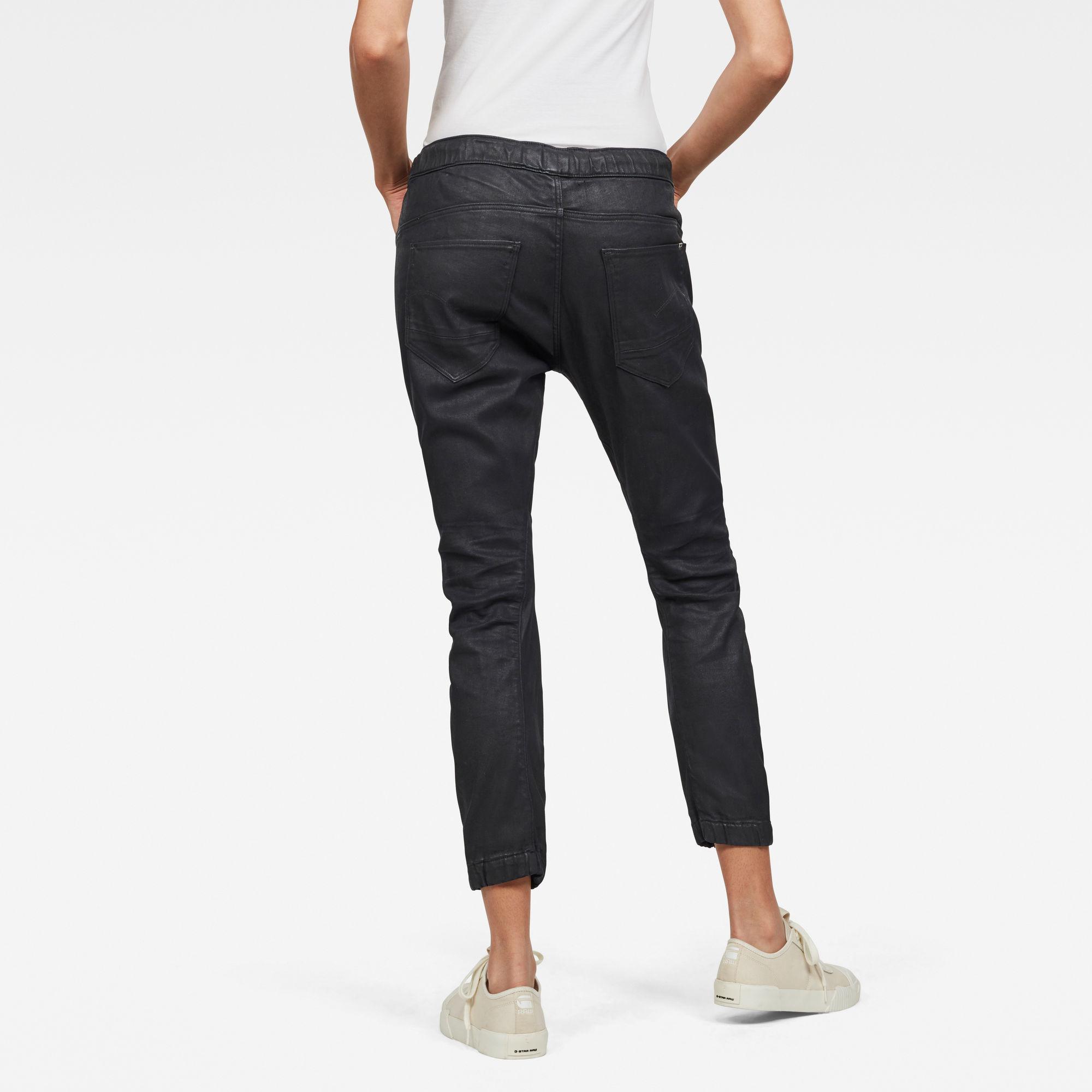 G-Star RAW Arc 3D Slim Sport Low Boyfriend Jeans